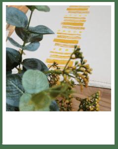 סדנאות בית היוצרת - הדפס על בד